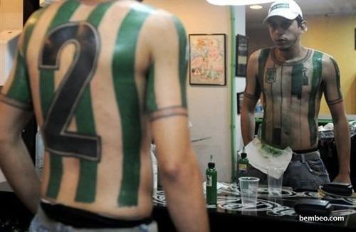 Soccer Tattoo 4