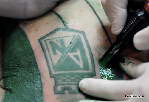 Soccer Tattoo 6
