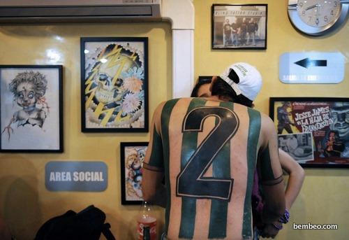 Soccer Tattoo 8